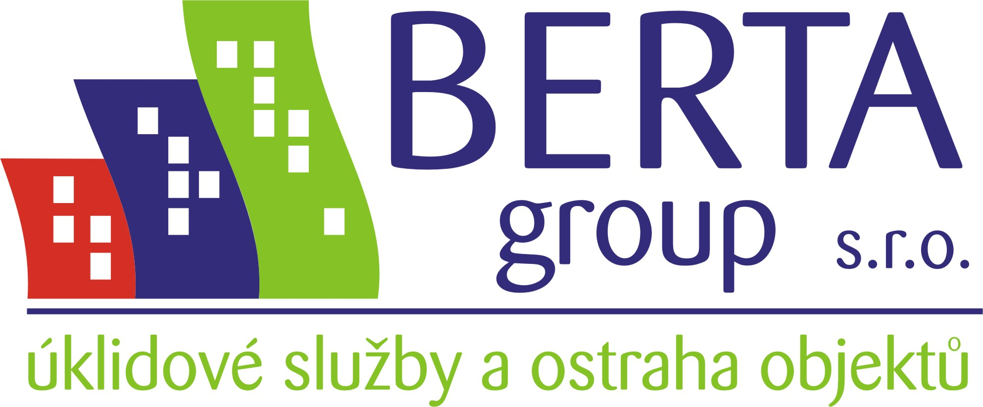 Logo BERTA group s.r.o.